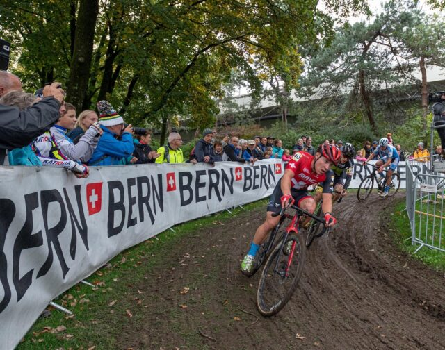 We're really happy to announce that we're on a good way to host our 2nd race of @ekzcrosstour @stadtbern WITH spectators (news in german on the website of EKZ CrossTour)!  📸: @buchlifotografie  #ekzct #cyclocross #radquer #bern #cyclocrosslife #cycling #gravel #gravelrace #gravelride