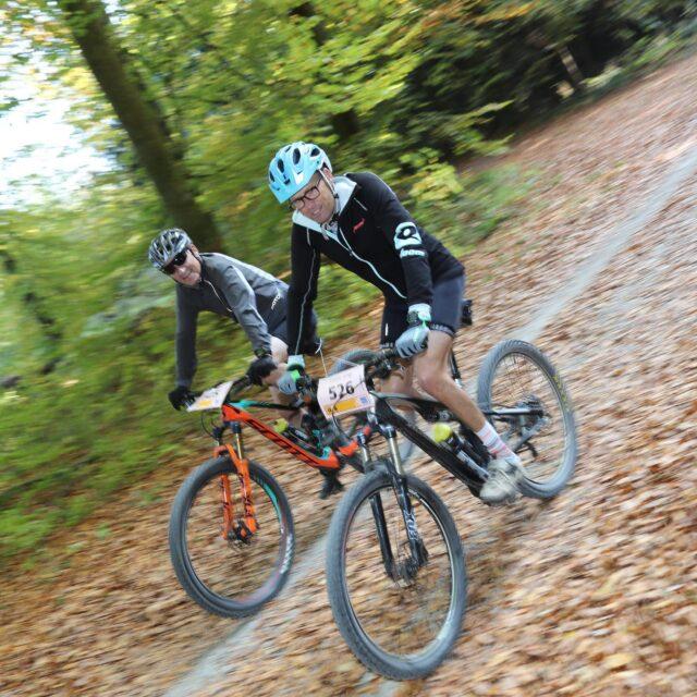 Unser 20-km-Ride eignet sich perfekt für genussorientierte Graveler und Biker.  Egal ob mit dem Gravelbike oder dem MTB: die Runde durch den Bremgartenwald bietet so viel Abwechslung, dass jede/r auf seine Rechnung kommt.  📸: @radsportphotonet  #gravel #bern #gravelride #gravelgrinder #gravelgrinding #gravelbike #allianz