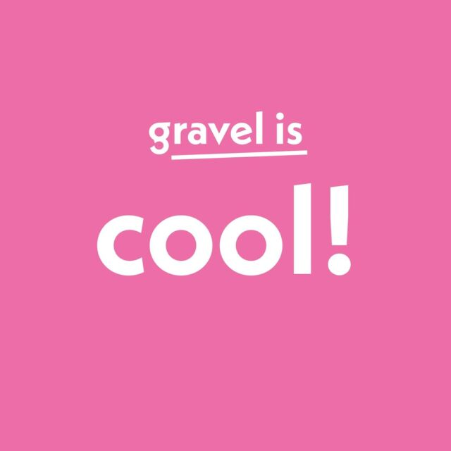 GRAVEL IS COOL, isnt it?  If you think gravel is cool, please like, comment, or share our post. Share the love for gravel with us. 💞 #graveliscool #gravelmonday #mondaymotivation #gravel #mountainbike #gravelracing #gravellove #gravelcycling #gravelgrinder #gravellife #unpavedapproved #cycling #cyclinglife #cyclinglifestyle #bern #allianz #allianzversicherung