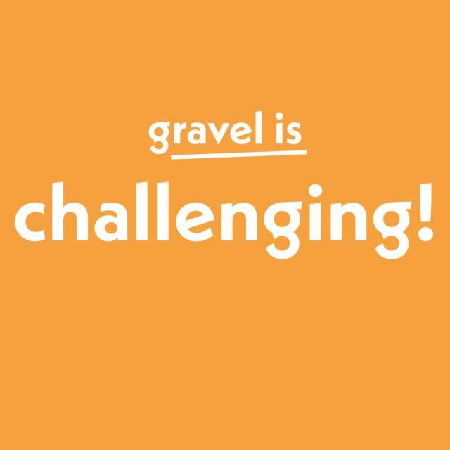 GRAVEL IS CHALLENGING! 😬 #gravelischallenging #gravelmonday #mondaymotivation #gravel #mountainbike #gravelracing #gravellove #gravelcycling #gravelgrinder #gravellife #unpavedapproved #cycling #cyclinglife #cyclinglifestyle #bern #allianz #allianzversicherung