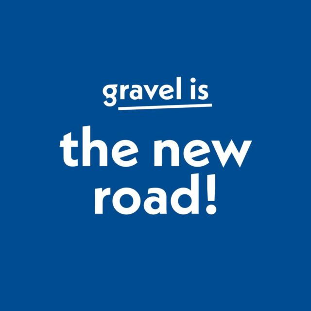 GRAVEL IS THE NEW ROAD! 😉 What can gravel offer you that road cycling can't?  #gravelisthenewroad  #gravelmonday #mondaymotivation #gravel #mountainbike #gravelracing #gravellove #gravelcycling #gravelgrinder #gravellife #unpavedapproved #cycling #cyclinglife #cyclinglifestyle #bern #allianz #allianzversicherung